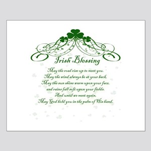 Irish Blessing Posters - CafePress
