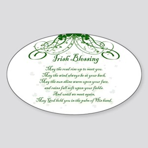 irishblessing Sticker