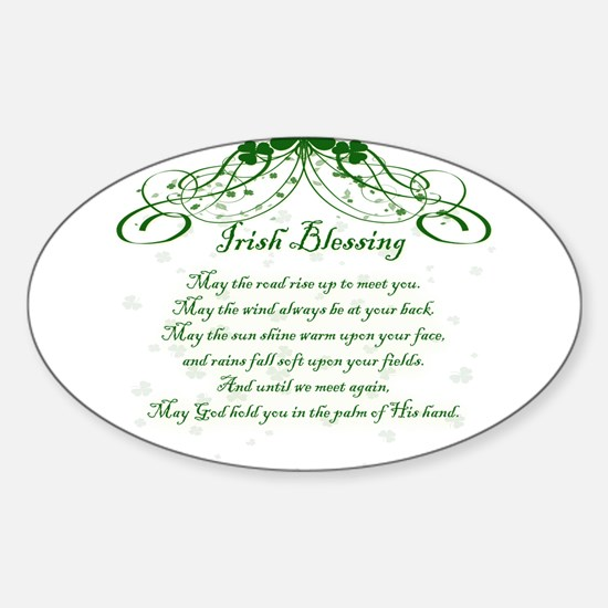 irishblessing.png Decal