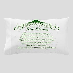 irishblessing Pillow Case