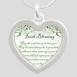 irishblessing Necklaces