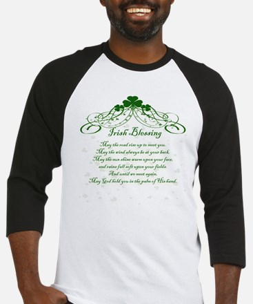 irishblessing.png Baseball Jersey