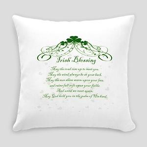 irishblessing Everyday Pillow