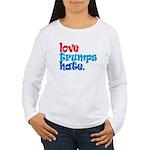 Love Trumps Hate Long Sleeve T-Shirt