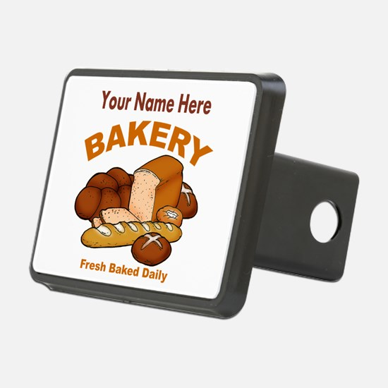 Fresh Baked Bread Hitch Cover