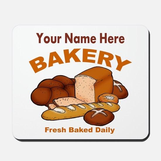 Fresh Baked Bread Mousepad