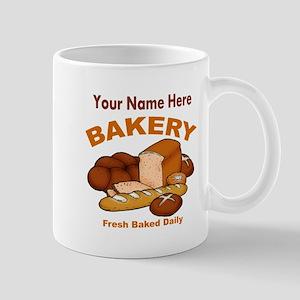 Fresh Baked Bread Mugs
