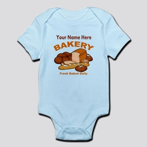 Fresh Baked Bread Body Suit