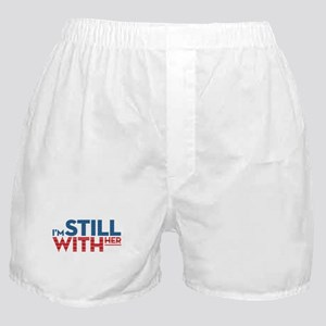 I'm Still With Her Boxer Shorts