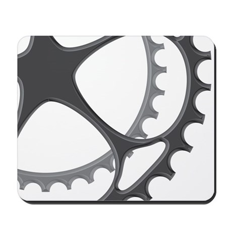 Chain Ring Mousepad