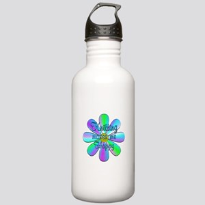 Knitting Happy Stainless Water Bottle 1.0L