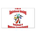 spiritual-being Sticker
