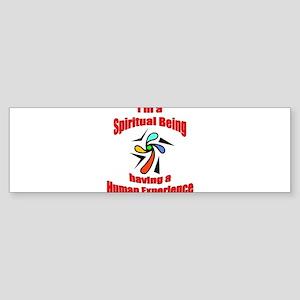 spiritual-being Bumper Sticker