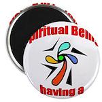 spiritual-being Magnets