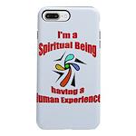 spiritual-being iPhone 8/7 Plus Tough Case
