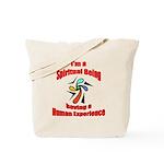 spiritual-being Tote Bag