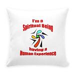 spiritual-being Everyday Pillow
