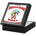 spiritual-being Keepsake Box