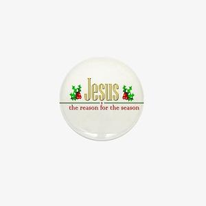 jesusseason.png Mini Button