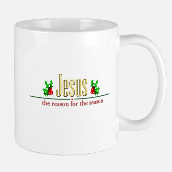 jesusseason.png Mugs