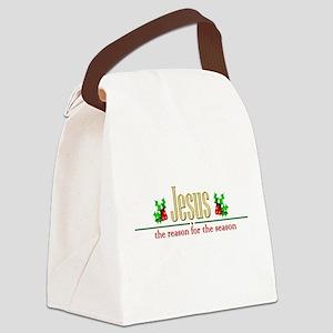 jesusseason Canvas Lunch Bag