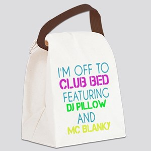 I'm off to club bed featuring dj pillow and mc bla