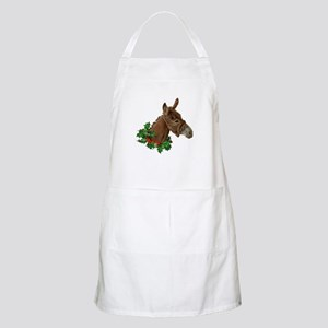 Muletide Greetings Apron