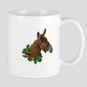 Muletide Greetings Mugs