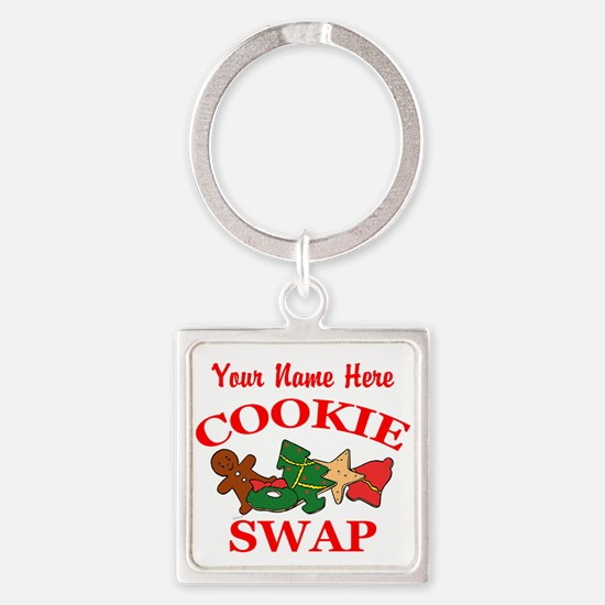 Cookie Swap Keychains