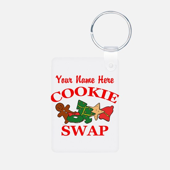 Cookie Swap Keychains
