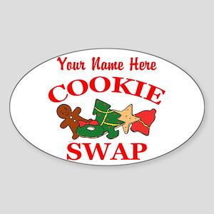 Cookie Swap Sticker