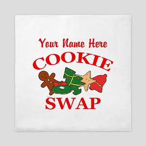 Cookie Swap Queen Duvet
