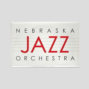 Nebraska Jazz Orchestra Magnets