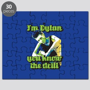 90210 Dylan You Know the Drill Puzzle