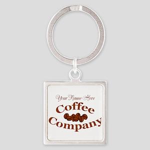 Vintage Coffee Company Keychains