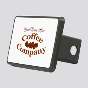 Vintage Coffee Company Hitch Cover