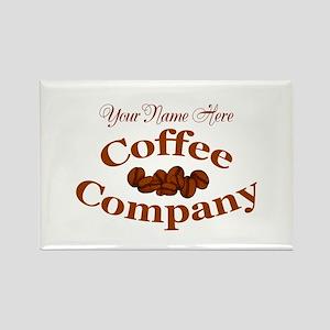 Vintage Coffee Company Magnets