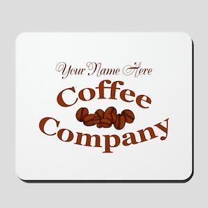 Vintage Coffee Company Mousepad
