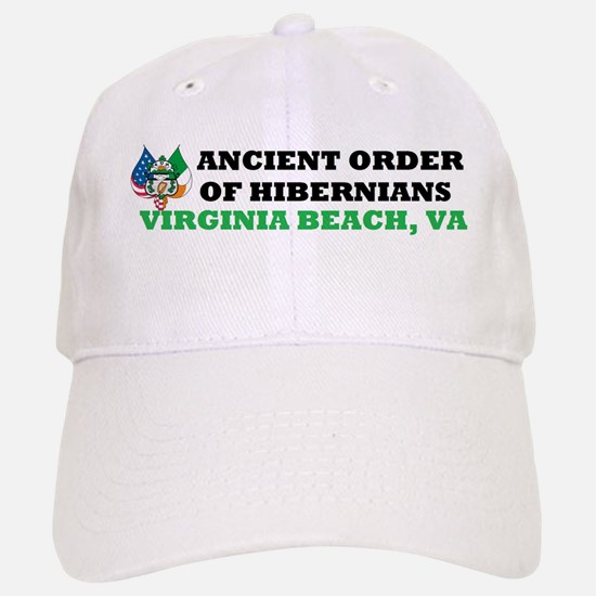 Ancient Order Of Hibernians Virginia Baseball Cap