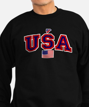 USA Flag Jumper Sweater