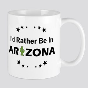 I'd rather be in Arizona Mugs