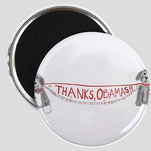 Thanks, Obamas! Magnets