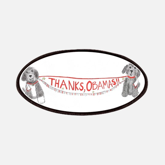 Thanks, Obamas! Patch