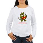 Child of Politics Women's Long Sleeve T-Shirt