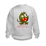 Child of Politics Kids Sweatshirt