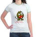 Child of Politics Jr. Ringer T-Shirt