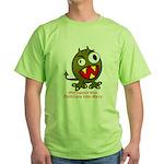 Child of Politics Green T-Shirt