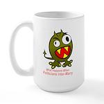 Child of Politics Large Mug