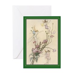 Joyful Sprites - Birthday Card