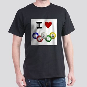 I LUV BINGO T-Shirt